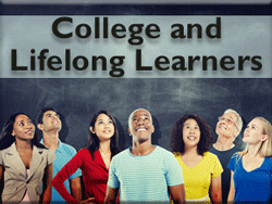 Databases for College Students and LIfelong Learners