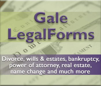 Featured - Gale Legal Forms